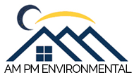 AM PM Environmental Logo
